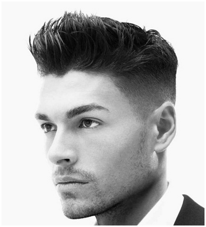 Gallery - Men's hairstyle gallery 2014